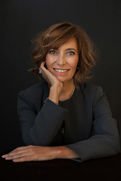 Gabriella d'Albertas - Coach, Counselor