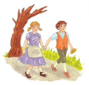 Hansel e Gretel - Fiabe